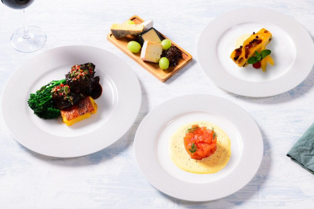 British Airways serves up first class dining experience to make at home