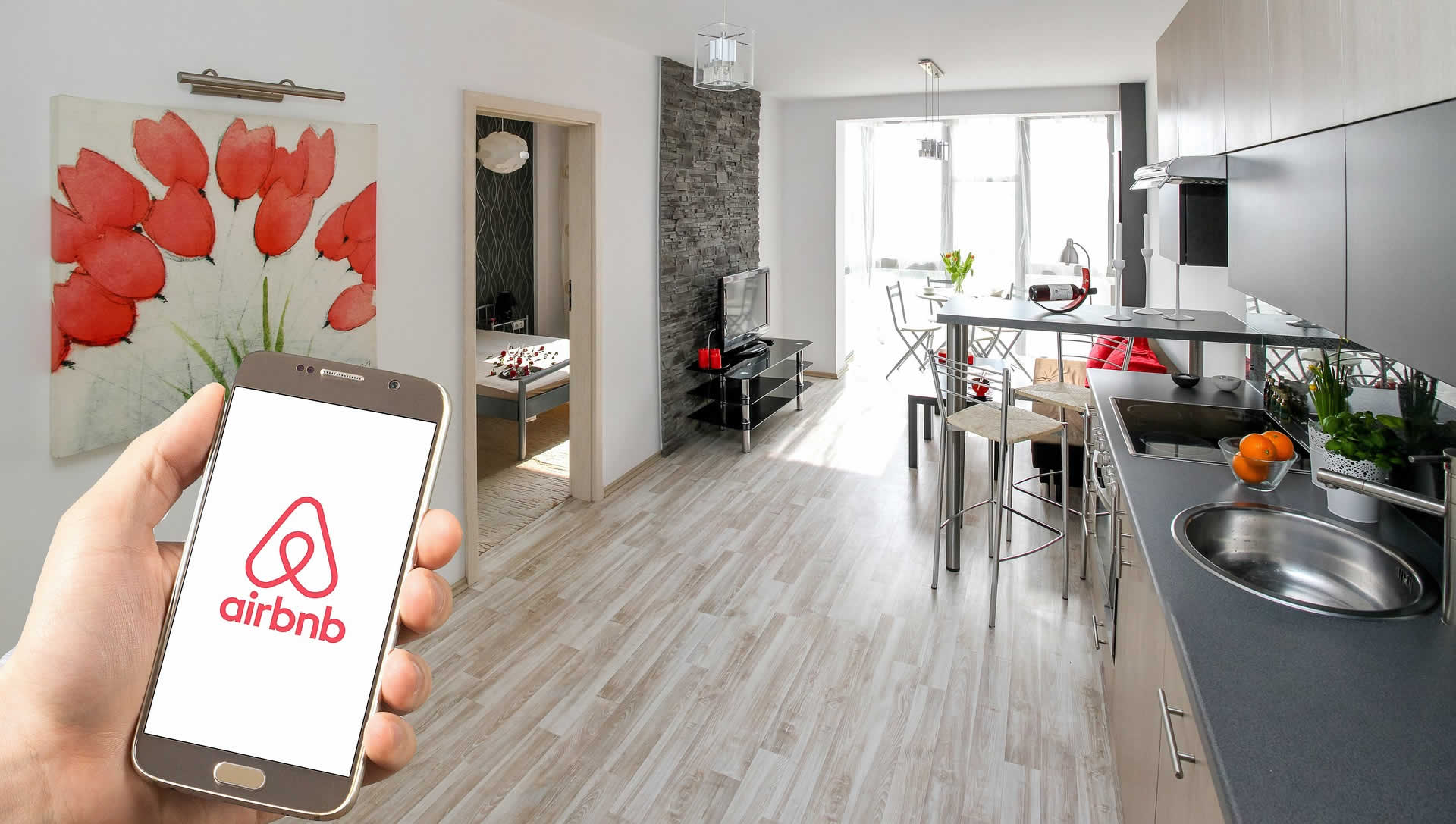 Airbnb Is Blocking Some July 4 Reservations to Prevent Potential House Parties