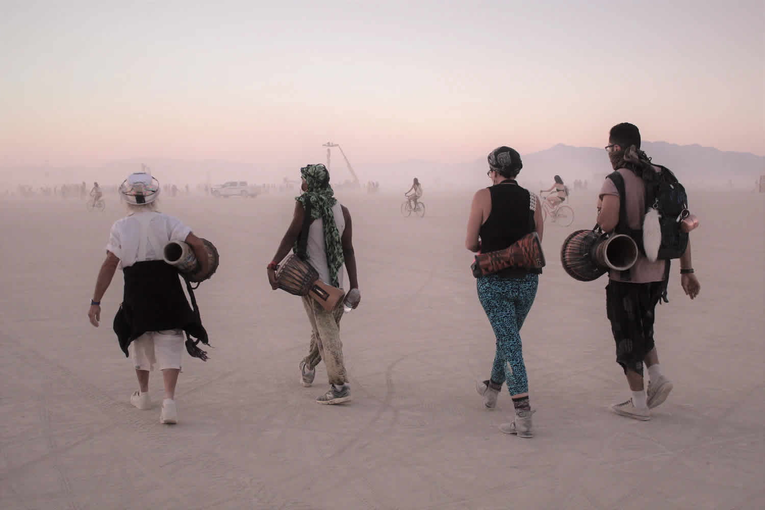 Burning Man Festival Is Canceled for the 2nd Year in a Row