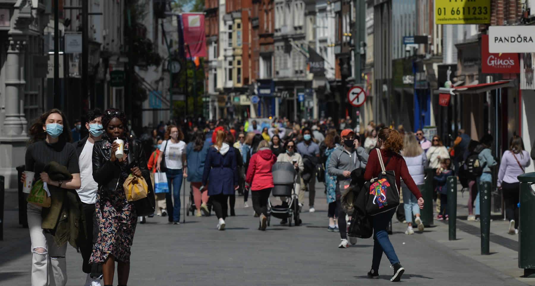 Ireland Will Welcome American Tourists Starting July 19