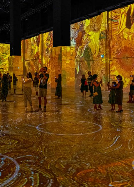 'Immersive Van Gogh' Is Coming to New York City With Its Largest Exhibit Yet